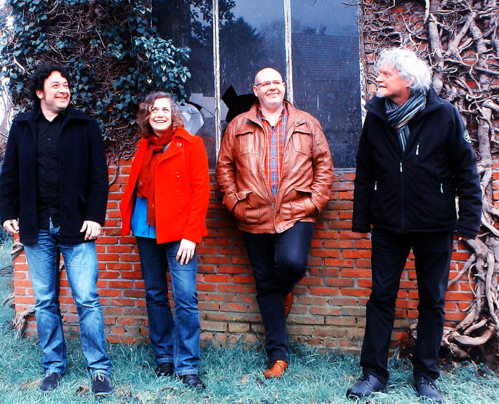Helen Flaherty band